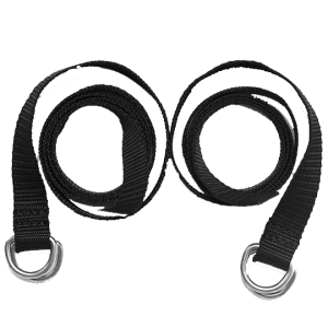 Compression straps d-ring straps