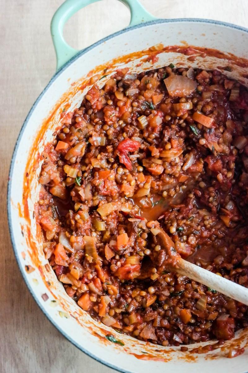 Det er ingenting som slår en tallerken med vegansk pasta bolognese. På ordentlig.