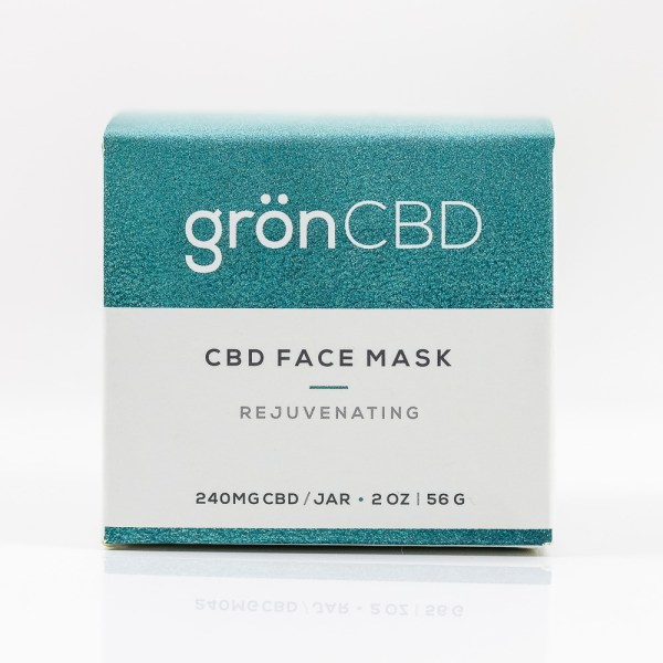 Grön CBD Face Mask Rejuvenating