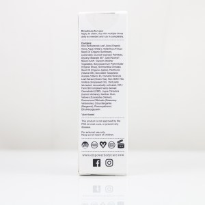 Empower Topical Relief Lotion | Green Box