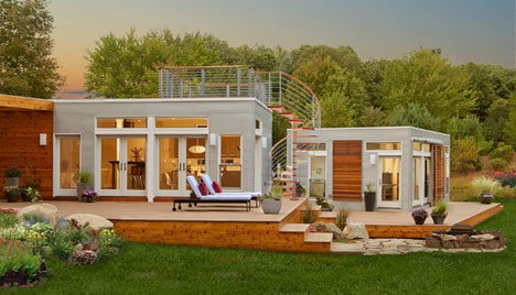 MODULAR HOMES: Modular and sustainable—myth or reality?