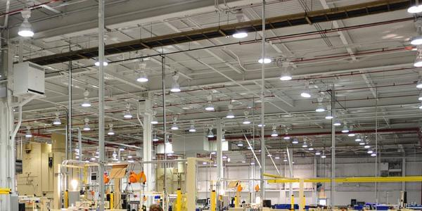 install commercial led lighting systems