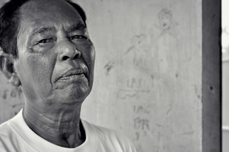 The Boxer - Battambang