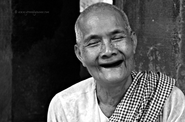 Laugh ~ Join me on Discovery Tour of Cambodia