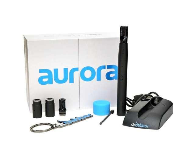 Dr Dabber aurora box contents