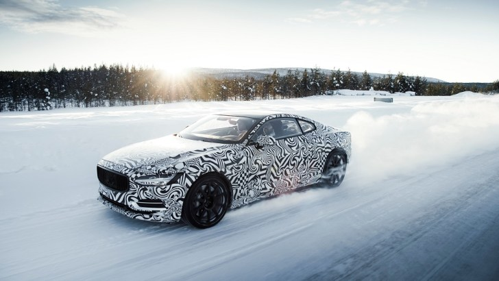 Polestar 1: Dancing on Ice