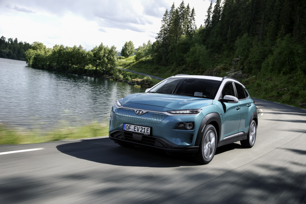 hyundai kona voici le prix des versions lectriques greencars be. Black Bedroom Furniture Sets. Home Design Ideas