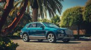 Bentley Bentayga : « downsizing » branché