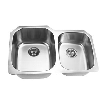 8252a 60 40 undermount sink
