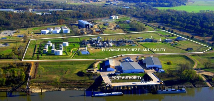 Elevance Natchez Biorefinery