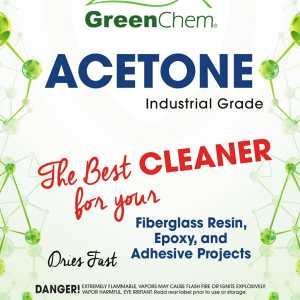 Acetone 5 gallon pails