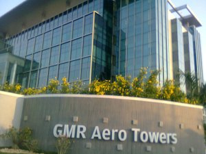 GMR aero tower_Green Building