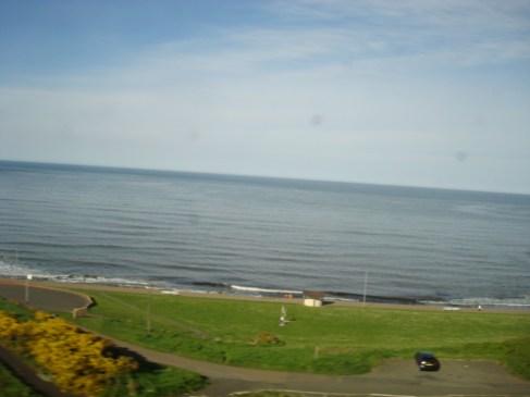 A view of the coastline_Near Alnwick Castle