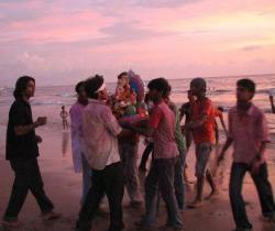 Ganesh Chaturthi- PoP Made Idols-Environmental Pollution