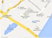 Avani Riverside Shopping Mall , Kolkata
