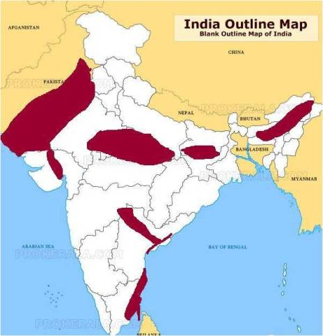 Shale Gas sites India