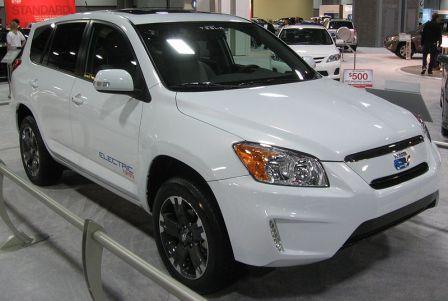 Toyota RAV4EV