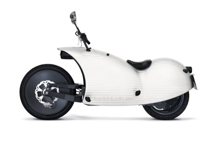 Johhamer  Motorcycle