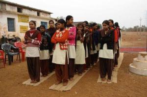 School in India