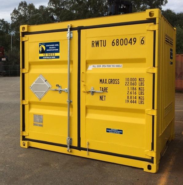 hazardous waste packaging