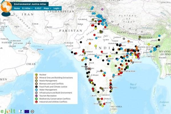 Environmental Justice Atlas