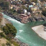 River Ganges at Devprayag