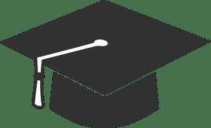 Education_convocation hat
