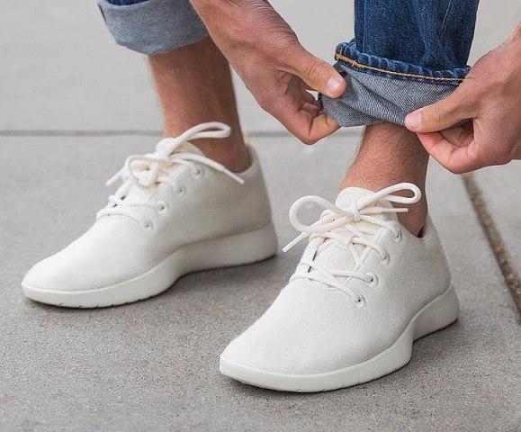 Allbirds wool runners shoe