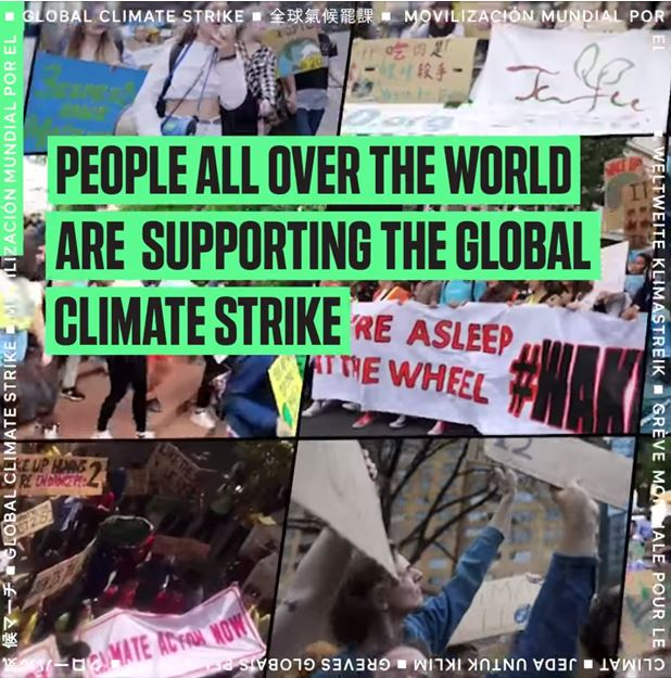 An invitation to make history – Global Climate Strike