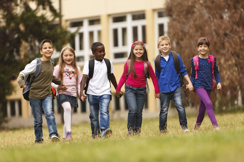 Ontario supports active school travel
