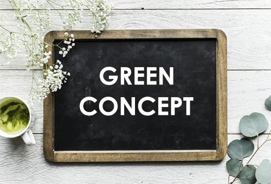 green-concept-about