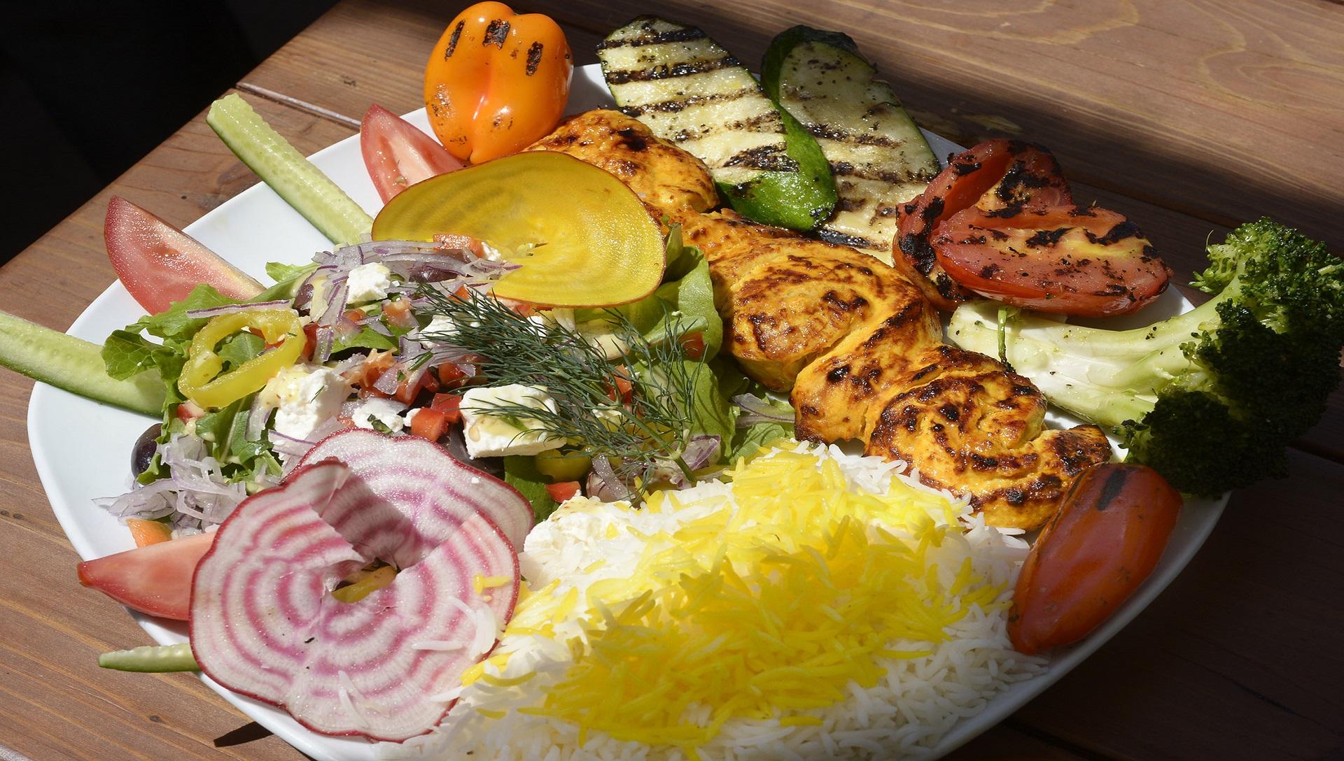 Hormone Free Chicken Green Cottage Restaurant
