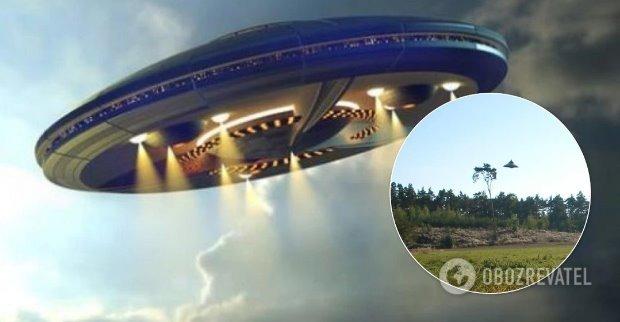 В Польше засняли НЛО: эксперты настаивают на подлинности фото