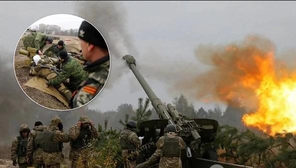 ВСУ нанесли сокрушительный удар по войскам России на Донбассе: много убитых и раненых