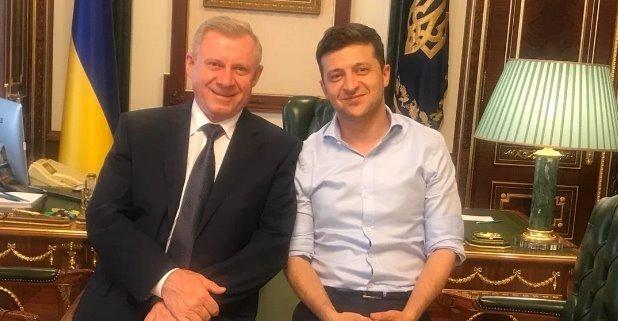 Смолий подал в отставку после публичного конфликта с Зеленским, – СМИ