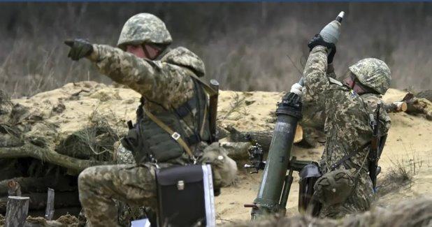 ВСУ в бою уничтожили террористов «Л/ДНР» на Донбассе, – ООС
