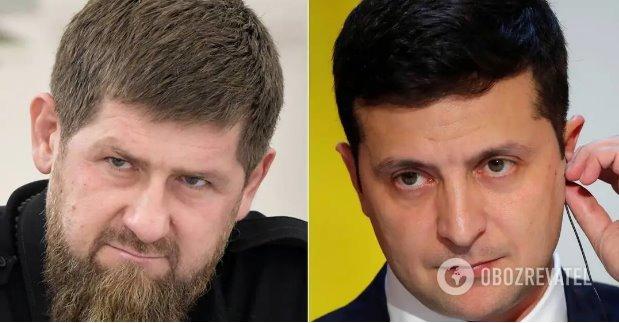 У Зеленского отреагировали на требования Кадырова и указали на его место