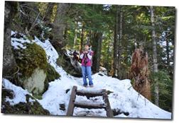 Lake Serene hike 116