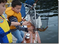 Sailing and Blake Island 023