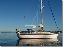 Sailing and Blake Island 276