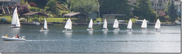 Sailing lesson 011