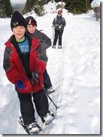 Snowshoeing 008