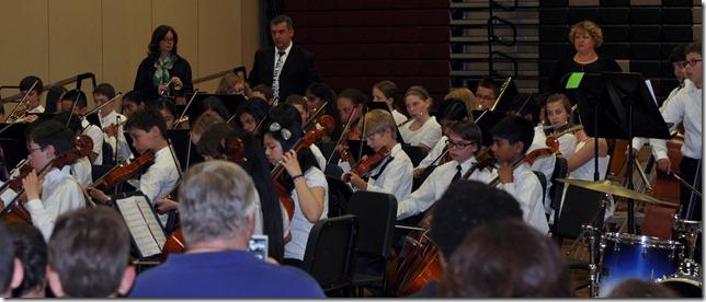 Last Elementary Concert 033