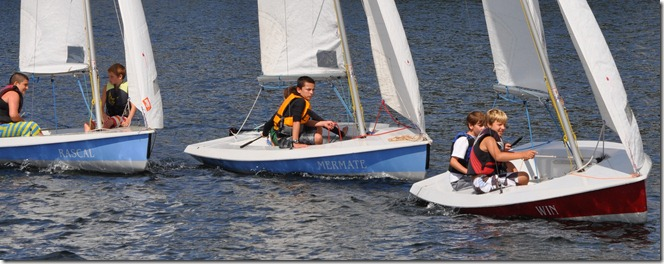 Sailing Camp 150