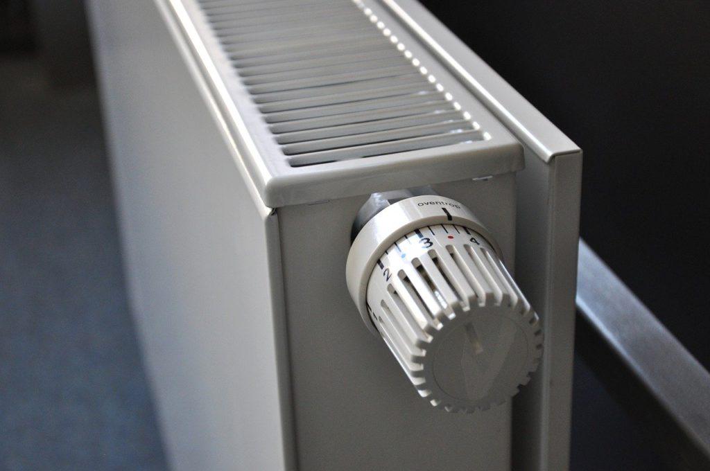 Emetteur de chaleur pour pompe à chaleur