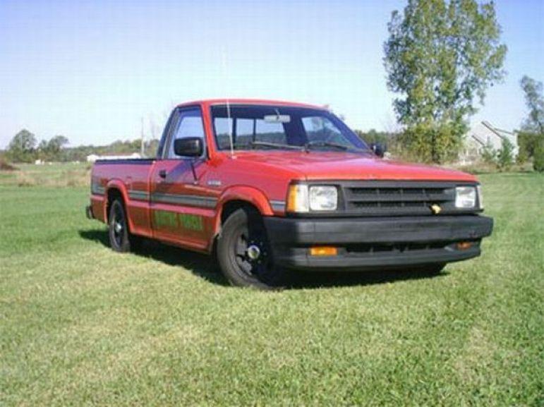 1988 Mazda pickup