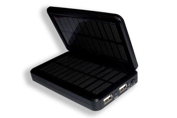 2000mAH Solar Charger