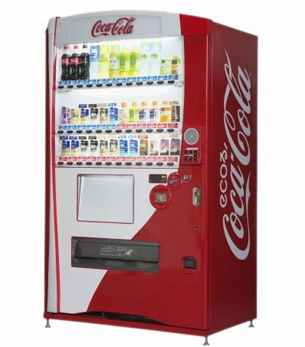3D vending machines
