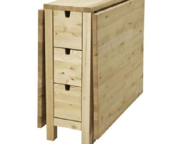 9 birch table