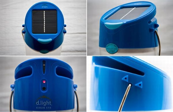Affordable solar lantern